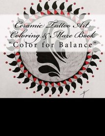 Color For Balance - Coloring Book